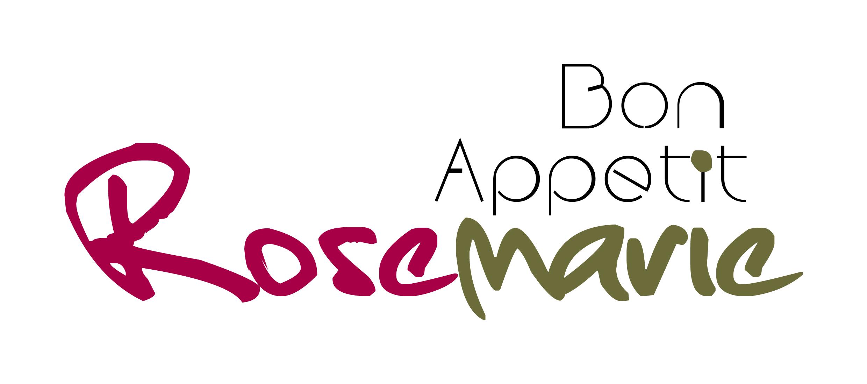 Bon Appetit Rosemarie