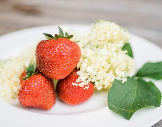 Erdbeer Rabarber Marmelade