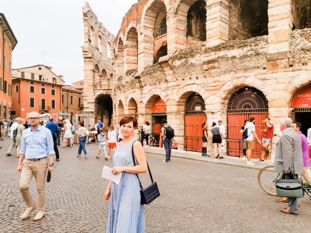 Giacomo Puccini oder Giuseppe Verdi Festspiele in Verona