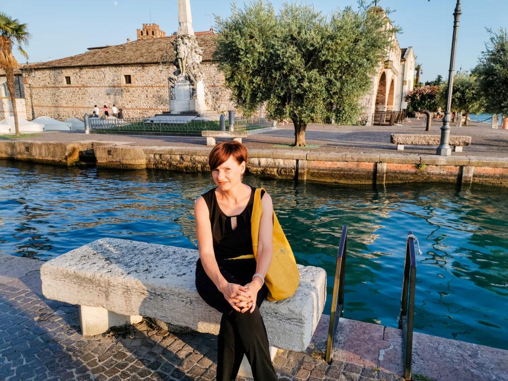 Altstadt und Hafen von Lazise
