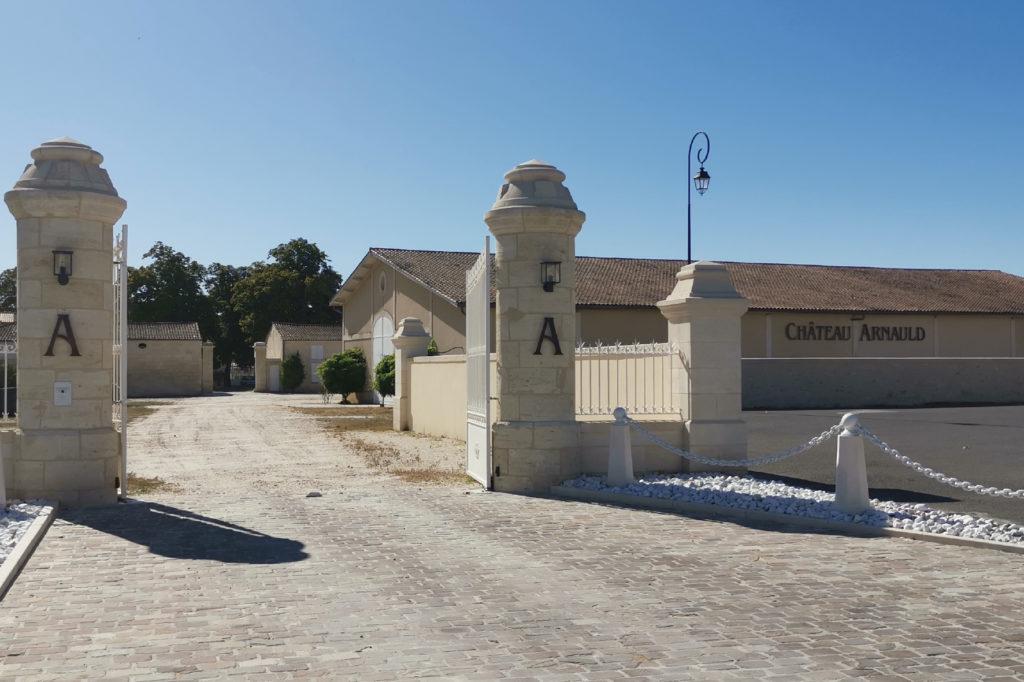 Wein Chateau Médoc