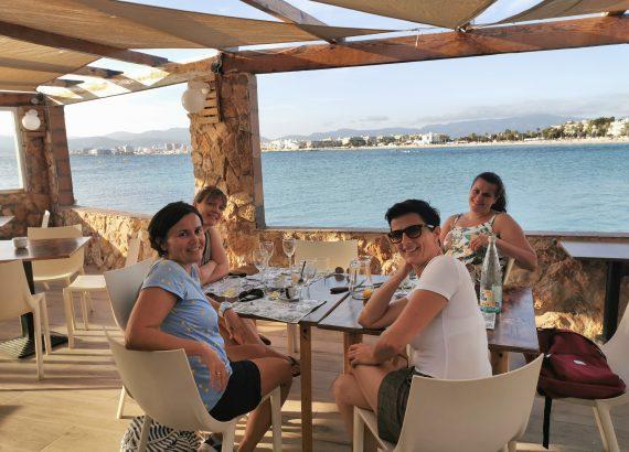 Küche Mallorca