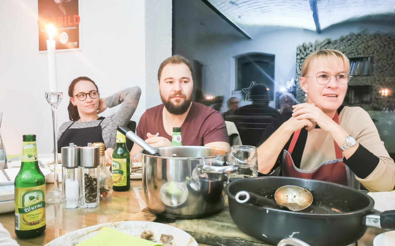 Cook up Kitchen by Viktoria Stranzinger