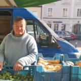 Bauernmarkt am Freistädter Hauptplatz