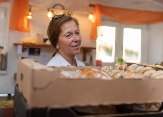 Brot backen Tragwein