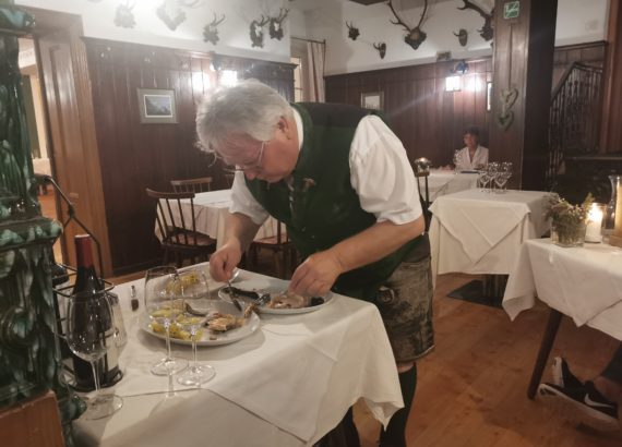 Gasthaus zum Hirschen Altaussee