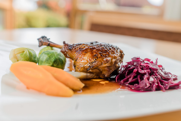 Bio Ente – Gourmetküche für zu Hause!